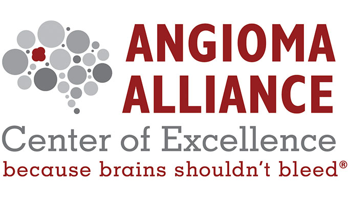 Angioma Alliance Center of Excellence because brains shouldn't bleed